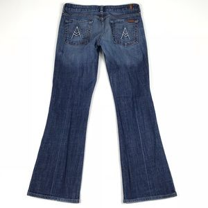 7 for all Mankind women's jeans size 29x29.5